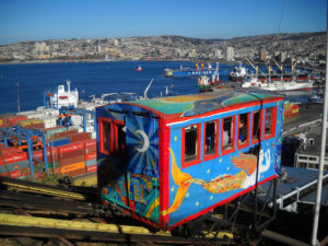 Wine Tours Chile, Day Trip to Valparaiso